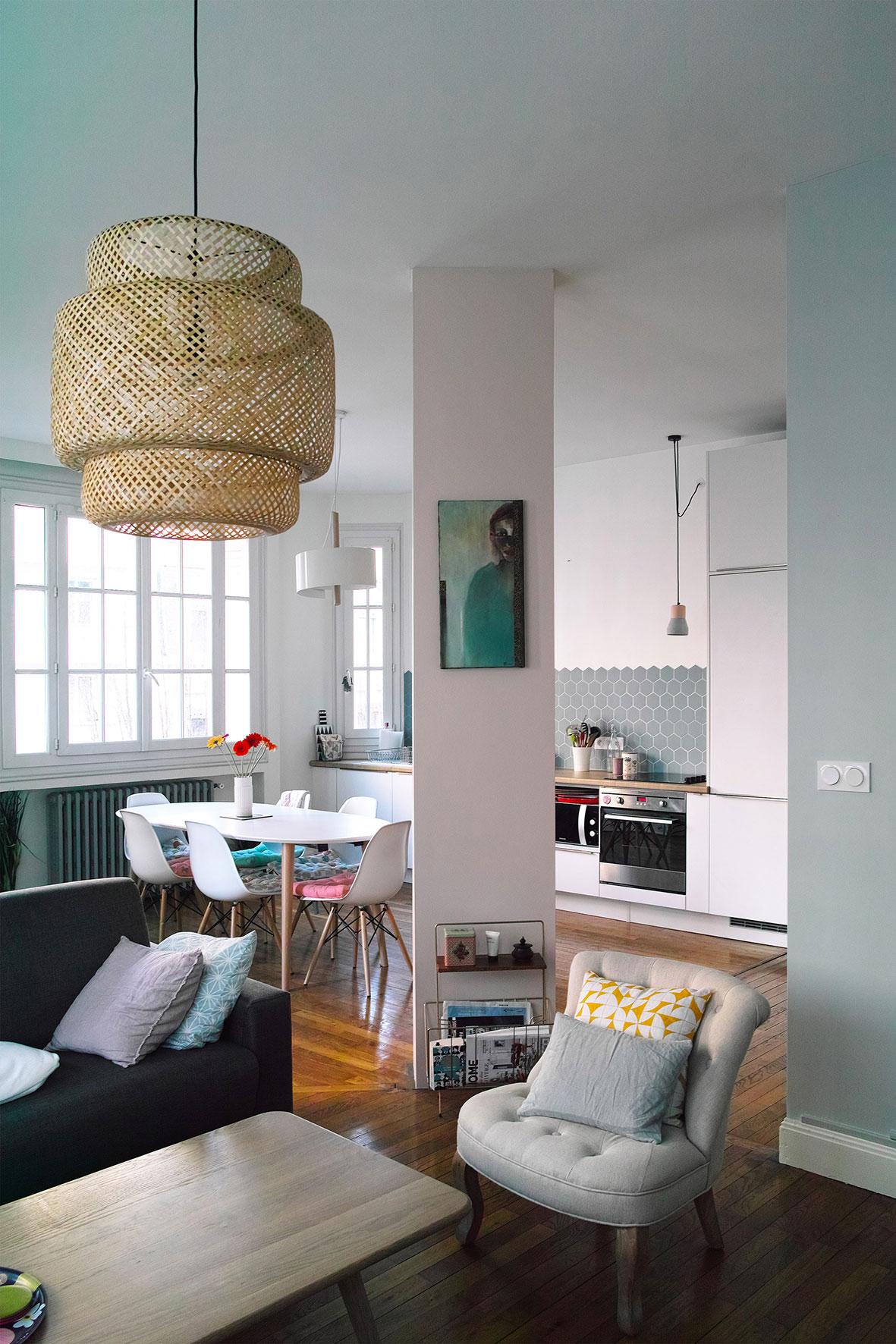 le plus bel appartement de Lyon
