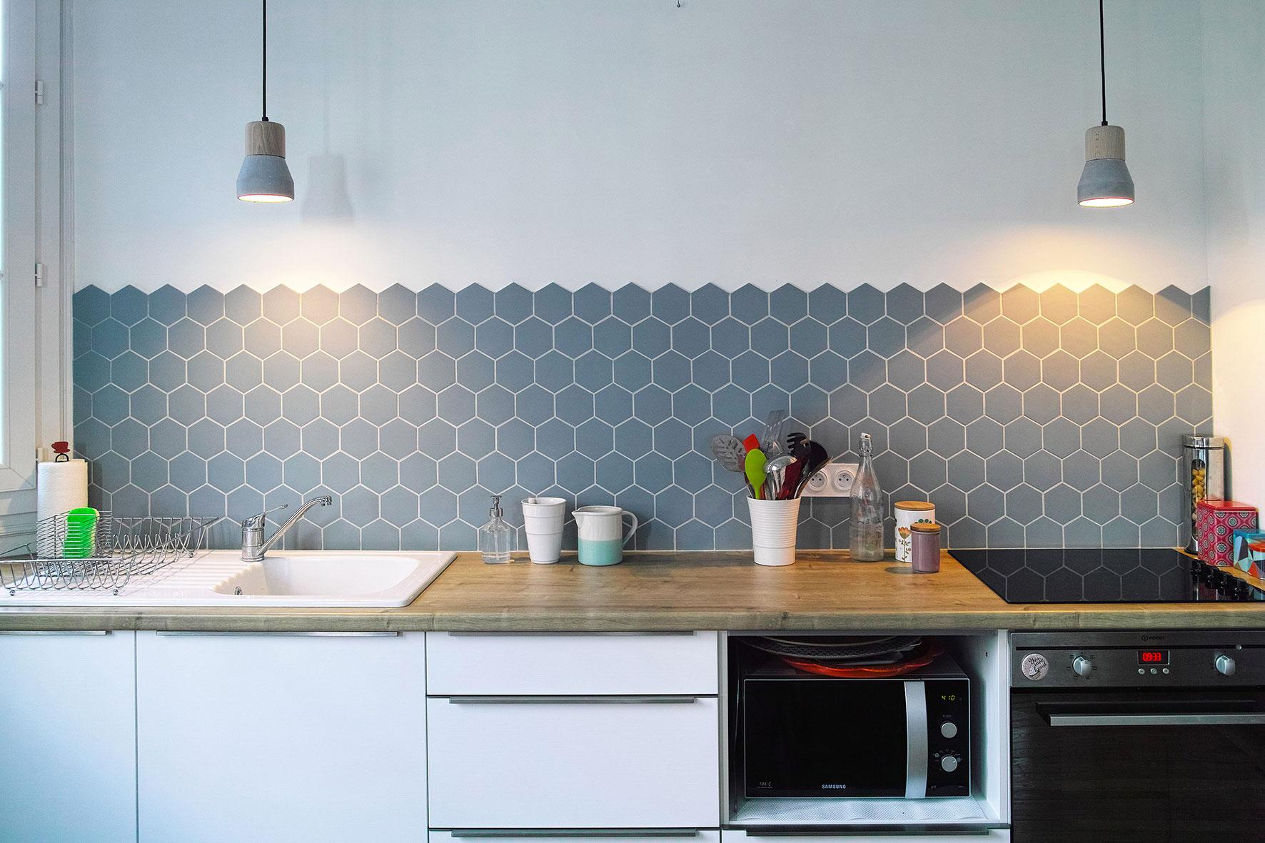 Rénovation de l'appartement - Rue Duquesne
