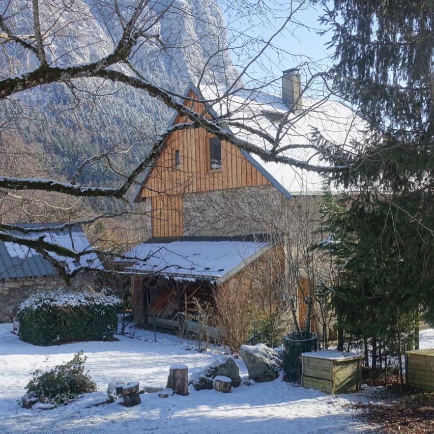 Maison rurale en chartreuse